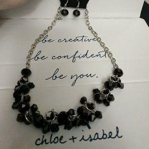 Black necklace set 1/$8 or 3/$15